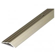Алюминиевый стыкоперекрывающий порожек