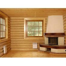 Блок-хаус для внутренней отделки